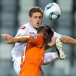 20110630: SLO, Football - Europa League, FC Koper (SLO) vs FC Shakhter  Karagandy (KAZ)