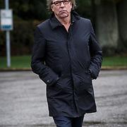 NLD/Leusden/20131107 - Uitvaart Leen Timp, Jan Mulder