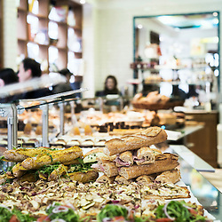 PARIS, FRANCE. FEBRUARY 7, 2013. Views of the first bakery Gontran Cherrier opened in Paris a few years ago. Photo: Antoine Doyen