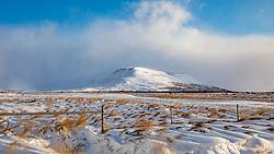 THEMENBILD, isländische Landschaftsaufnahmen, aufgenommen am 22. Oktober 2019 in Island Klofningsvegur Dalabyggo // icelandic landscape shots, pictured in Island Klofningsvegur Dalabyggo on 2019/10/22. EXPA Pictures © 2019, PhotoCredit: EXPA/ Peter Rinderer