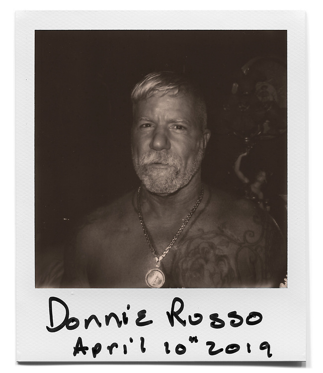 Farewell to New York: Donnie Russo