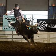 17-J05-GLT HS Bull Riding 1st Go