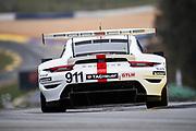 October 15-17, 2020. IMSA Weathertech Petit Le Mans: #911 Porsche GT Team Porsche 911 RSR, GTLM: Matt Campbell, Nick Tandy, Fred Makowiecki