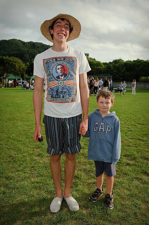 Lochlan McLachlan, Duncan McLachlan...Wellesley Picnic 2011...Photo by Mark Tantrum | www.marktantrum.com