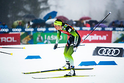 Katja Visnar (SLO) during Ladies team sprint race at FIS Cross Country World Cup Planica 2019, on December 22, 2019 at Planica, Slovenia. Photo By Peter Podobnik / Sportida