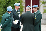 08/07/2018  repro  free: The National Day of Commemoration Ceremony at NUI Galway in honour of all those  Irishmen and Irish Women who served in past wars or on Service with the UN.Photo:Andrew Downes, XPOSURE