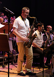 Edinburgh International Film Festival, Friday 23rd June 2017<br /> <br /> TOMMY SMITH RECEPTION with the Scottish National Jazz Orchestra<br /> <br /> Tommy Smith<br /> <br /> (c) Alex Todd   Edinburgh Elite media