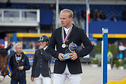 Greve Willem, (NED), Formidable<br /> Final 5 years old horses<br /> FEI World Breeding Jumping Championship <br /> Lanaken - Zangersheide 2015<br /> © Hippo Foto - Dirk Caremans<br /> 20/09/15