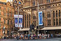 Queen Victoria Building, Sydney City Centre