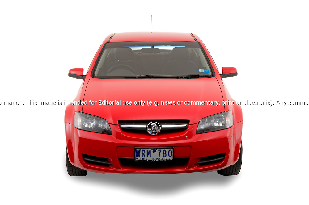 VE Holden Commodore Omega - Red Hot - in studio .Studio 1140.1140 Malvern Rd.Malvern. Victoria, Australia.13th of July 2011.(C) Joel Strickland Photographics.Use information: This image is intended for Editorial use only (e.g. news or commentary, print or electronic). Any commercial or promotional use requires additional clearance.