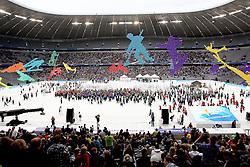 11.06.2011, Allianz Arena, Muenchen, GER, Stars die Winterspiele und Du , im Bild Übersicht , EXPA Pictures © 2011, PhotoCredit: EXPA/ nph/  Straubmeier       ****** out of GER / SWE / CRO  / BEL ******