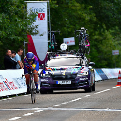 GENNEP (NED) CYCLING, SIMAC LADIES TOUR,   August 26th 2021,<br /> Finish