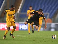 Roma v Verona - 16 Sep 2017