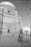 Pakistan. Province du Punjab. Multan. Tombe de Rukhn e Alam. // Rukhn e Alam tomb - Multan - Punjab province - Pakistan