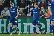 West Ham United v Everton 300319