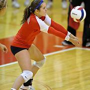 2011/2012 Volleyball: Alabama A&M at USA
