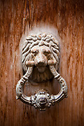 Door Knocker, Soller, a town in western Mallorca