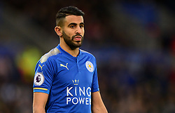 Riyad Mahrez of Leicester City - Mandatory by-line: Alex James/JMP - 18/11/2017 - FOOTBALL - King Power Stadium - Leicester, England - Leicester City v Manchester City - Premier League
