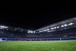 February 23, 2019 - Melbourne, VIC, U.S. - MELBOURNE, VIC - FEBRUARY 23: A general view at round 20 of the Hyundai A-League Soccer between Melbourne City FC and Melbourne Victory on February 23, 2019 at Marvel Stadium, VIC. (Photo by Speed Media/Icon Sportswire) (Credit Image: © Speed Media/Icon SMI via ZUMA Press)