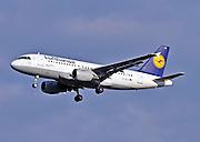 D-AILX Lufthansa, Airbus A319-114