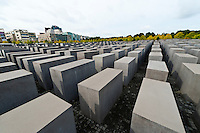 Monument to the Murdered Jews of Europe (Holocaust Memorial), Berlin, Germany
