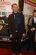 """MARK GATISS, UK Premiere of """"A Cock And Bull Story"""" at Cineworld Cinemas, Haymarket  AND AFTERWARDS AT SOHO HOUSE.  The film by director Michael Winterbottom is a literary adaptation of """"The Life And Opinions Of Tristram Shandy, GENTLEMAN. 16 January 2006. Gentleman ONE TIME USE ONLY - DO NOT ARCHIVE  © Copyright Photograph by Dafydd Jones 66 Stockwell Park Rd. London SW9 0DA Tel 020 7733 0108 www.dafjones.com"""