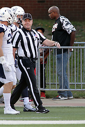 02 September 2017:   Steve Gfell during the Butler Bulldogs at  Illinois State Redbirds Football game at Hancock Stadium in Normal IL (Photo by Alan Look)