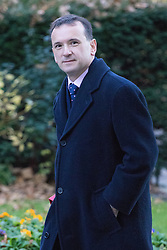Downing Street, London, November 29th 2016. Welsh Secretary Alun Cairns arrives at 10 Downing Street for the weekly meeting of the UK cabinet.