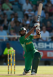 South Africa's Hashim Amla during the Third One-Day International at Newlands Cricket Ground, Cape Town, South Africa.
