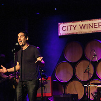 Seth Herzog - Uncorked Comedy at City Winery - March 22, 2012