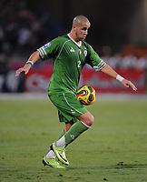 Fotball<br /> Algerie<br /> 14.11.2009<br /> Egypt v Algerie<br /> Foto: imago/Digitalsport<br /> NORWAY ONLY<br /> <br /> Madjid BOUGHERRAI (Algerien)
