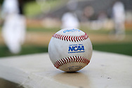 WINSTON-SALEM, NC - JUNE 02: NCAA tournament baseball. The Wake Forest Demon Deacons hosted the University of Maryland Baltimore County Retrievers on June 2, 2017, at David F. Couch Ballpark in Winston-Salem, NC in NCAA Division I College Baseball Tournament Winston-Salem Regional Game 2. Wake Forest won the game 11-3.