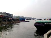 Cheung Chau fishing harbor