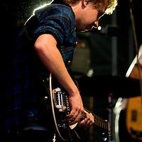 Bon Iver performing live at the Summer Sundae Weekender 2009, De Montfort Hall, Leicester, Leicestershire, UK, 2009-08-15