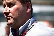 German Grand Prix<br /> <br /> Pirelli Motor Sport Director Paul Hembery  at the 2013 German grand prix at the Nurburgring<br /> ©Darren Heath/exclusivepix