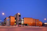 Youth For Christ, Raymond S.C. Wan, Architect, Winnipeg, Manitoba, Canada