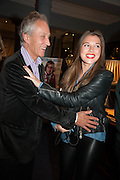 TONY BROMOVSKY; REBECCA HOFFNUNG, The Gentleman's Journal Autumn Party, in partnership with Gieves and Hawkes- No. 1 Savile Row London. 3 October 2013