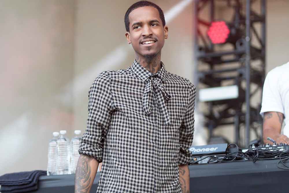 Lil Reese performs at Lollapalooza 2018 in Chicago, IL on August 5, 2018.