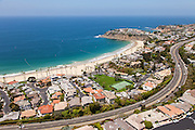 Emerald Bay Laguna Beach Coastline Aerial Photo