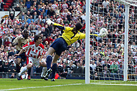 SHEFFIELD UNITED V ARSENAL 13.4.03....<br />