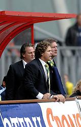22-10-2006 VOETBAL: UTRECHT - DEN HAAG: UTRECHT<br /> FC Utrecht wint in eigenhuis met 2-0 van FC Den Haag /  Frans Adelaar<br /> ©2006-WWW.FOTOHOOGENDOORN.NL