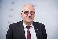21 NOV 2017, BERLIN/GERMANY:<br /> Friedhelm Schaefer, dbb, 2. Vorsitzender, Gewerkschaftstag Deutscher Beamtenbund und Tarifunion, Estrell Convention Center<br /> IMAGE: 20171121-03-041<br /> KEYWORDS: dbb, Freidhelm Schäfer