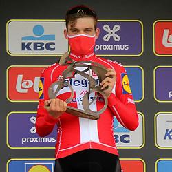 04-04-2021: Wielrennen: Ronde van Vlaanderen (Mannen): Oudenaarde <br />Kasper Asgreen