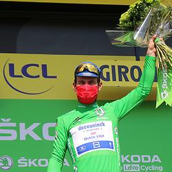 LIBOURNE (FRA) CYCLING: July 16<br /> 19th stage Tour de France Mourenx-Libourne<br /> Mark Cavendish