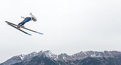 02.01.2016, Bergisel Schanze, Innsbruck, AUT, FIS Weltcup Ski Sprung, Vierschanzentournee, Training, im Bild Shohei Tochimoto (JPN) // Shohei Tochimoto of Japan during his Practice Jump for the Four Hills Tournament of FIS Ski Jumping World Cup at the Bergisel Schanze, Innsbruck, Austria on 2016/01/02. EXPA Pictures © 2016, PhotoCredit: EXPA/ JFK