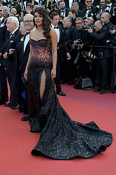 Priyanka Chopra attending the Rocketman premiere, held at the 72nd Cannes Film Festival on May 16, 2019.