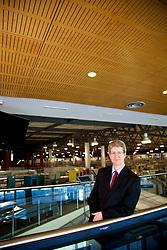 Michael Tonroe, CFO, Portrait, Australian Synchrotron