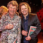 NLD/Amsterdam/20180415 - Uitreiking Annie M.G. Schmidt-prijs 2018, Syb van der Ploeg en Ge Reinders