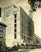 2/16/1926 Construction of the El Capitan Theater