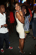 Angela Simmons at Vanessa Simmons' Birthday Celebration held at Su Casa on August 7, 2009 in New York City